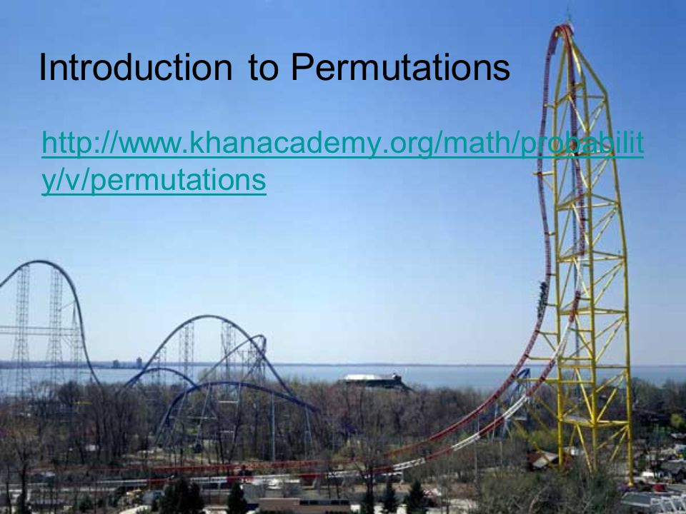 Introduction to Permutations