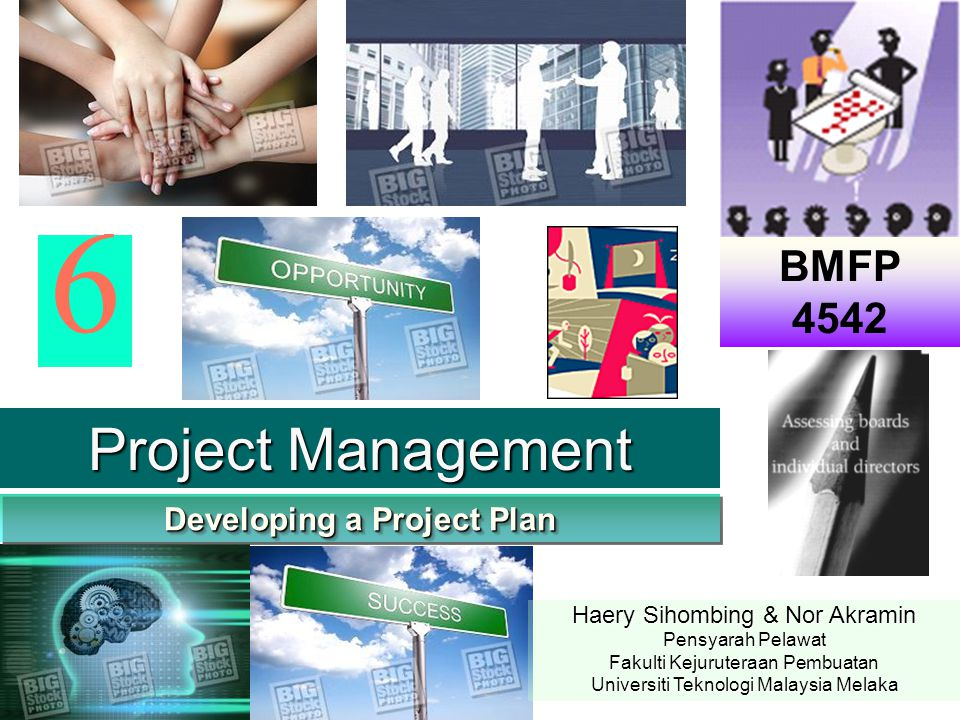 6 6 6 6 6 6 6 6 Project Management Project Management