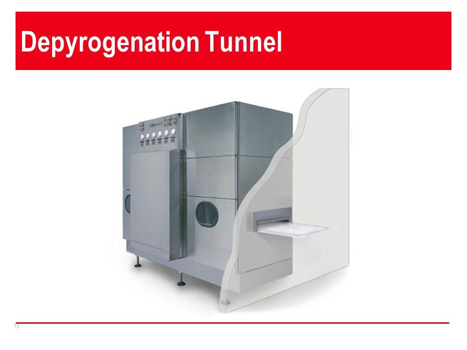 Depyrogenation Tunnel
