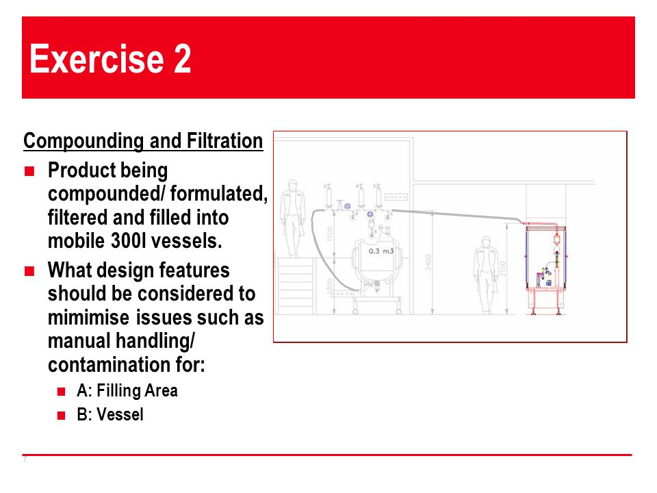 Exercise 2 Compounding and Filtration