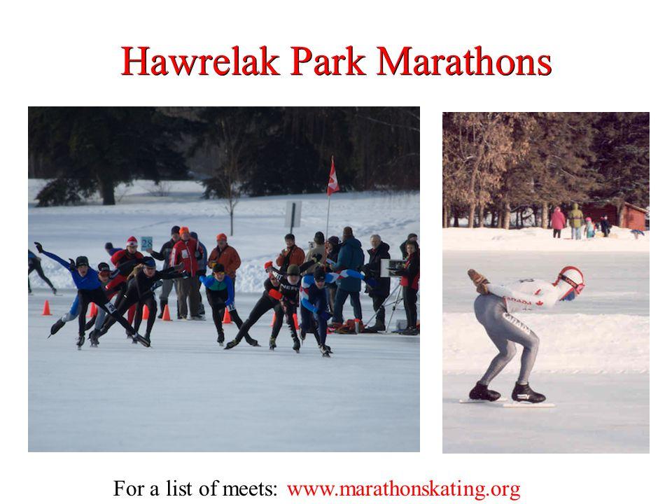 Hawrelak Park Marathons