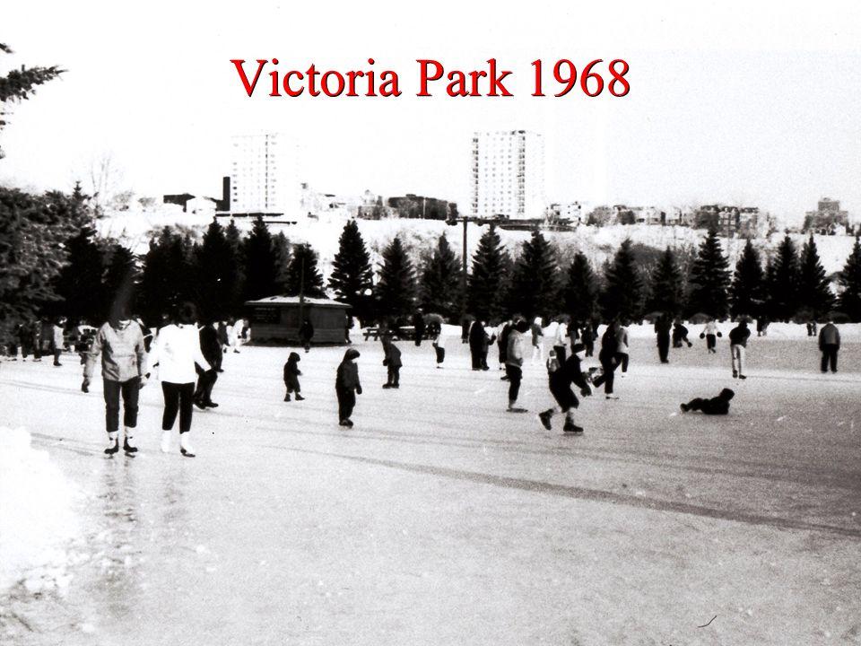 Victoria Park 1968