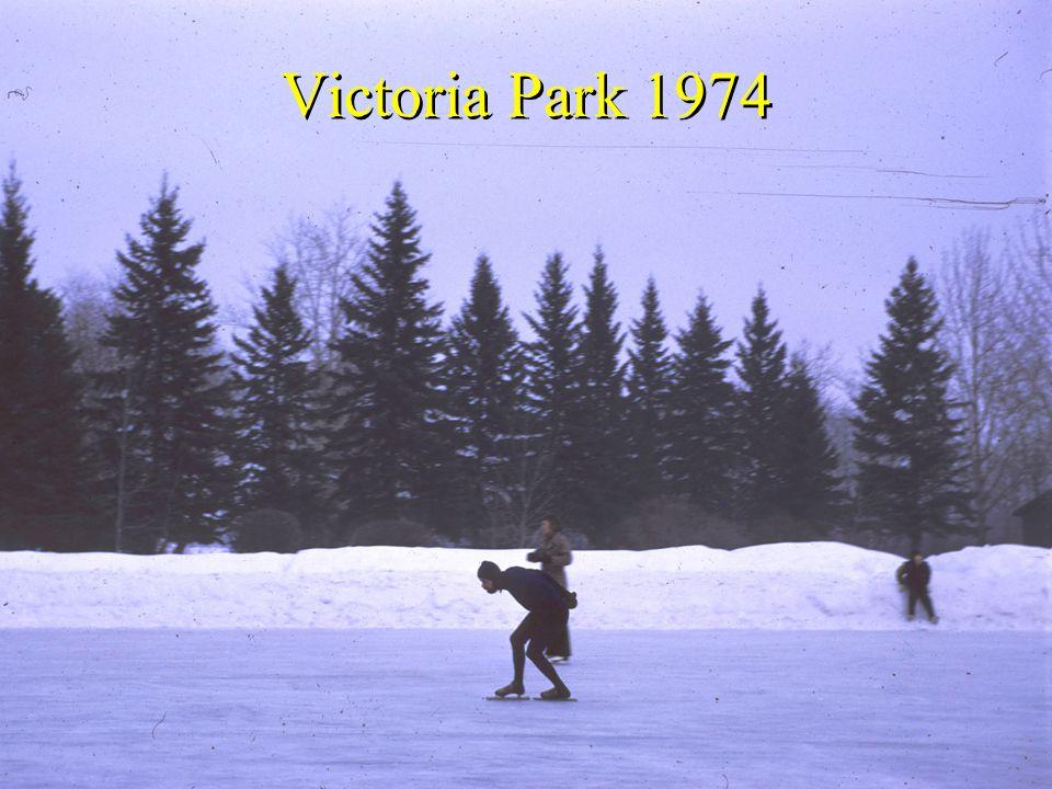 Victoria Park 1974