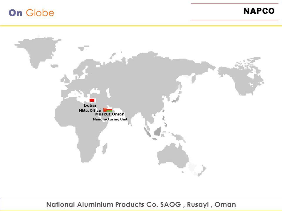 Muscut,Oman Manufacturing Unit