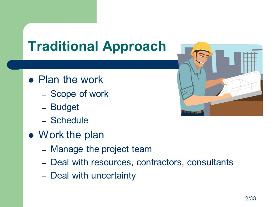 Se503 Advanced Project Management Ppt Download