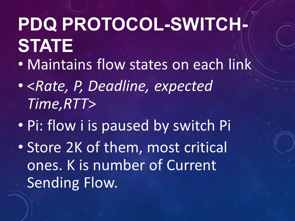 pdq protocol-switch-state