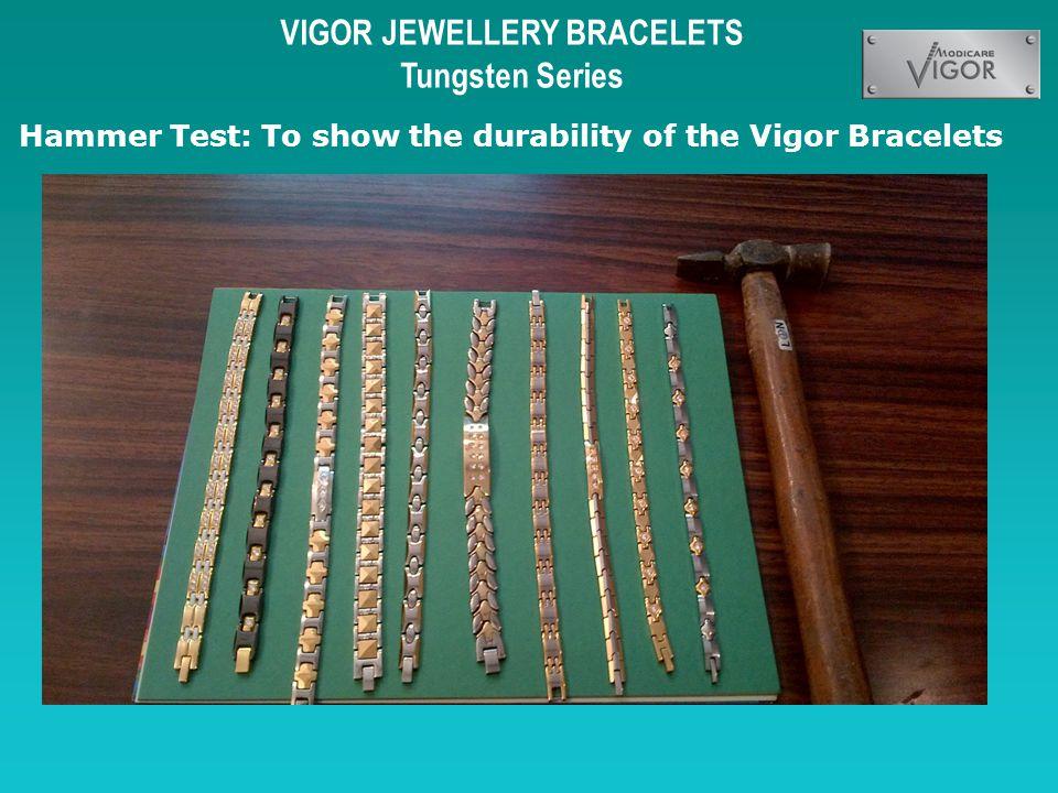 VIGOR JEWELLERY BRACELETS