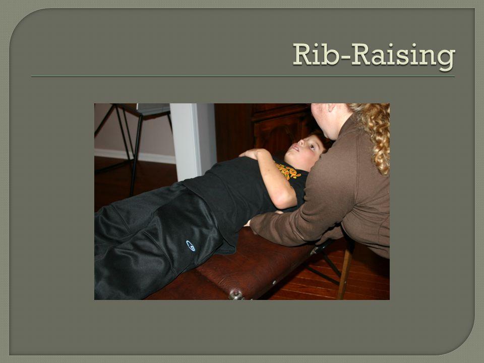 Rib-Raising