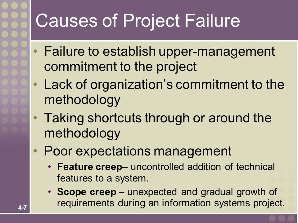 causes of inadequate management an outline Duane wille expertise contact blog the effects of poor it is vital for communication to begin from upper management and filter through to.