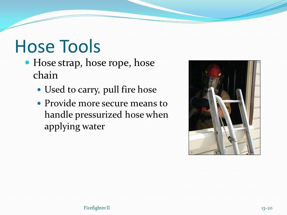 Hose Tools Hose strap, hose rope, hose chain