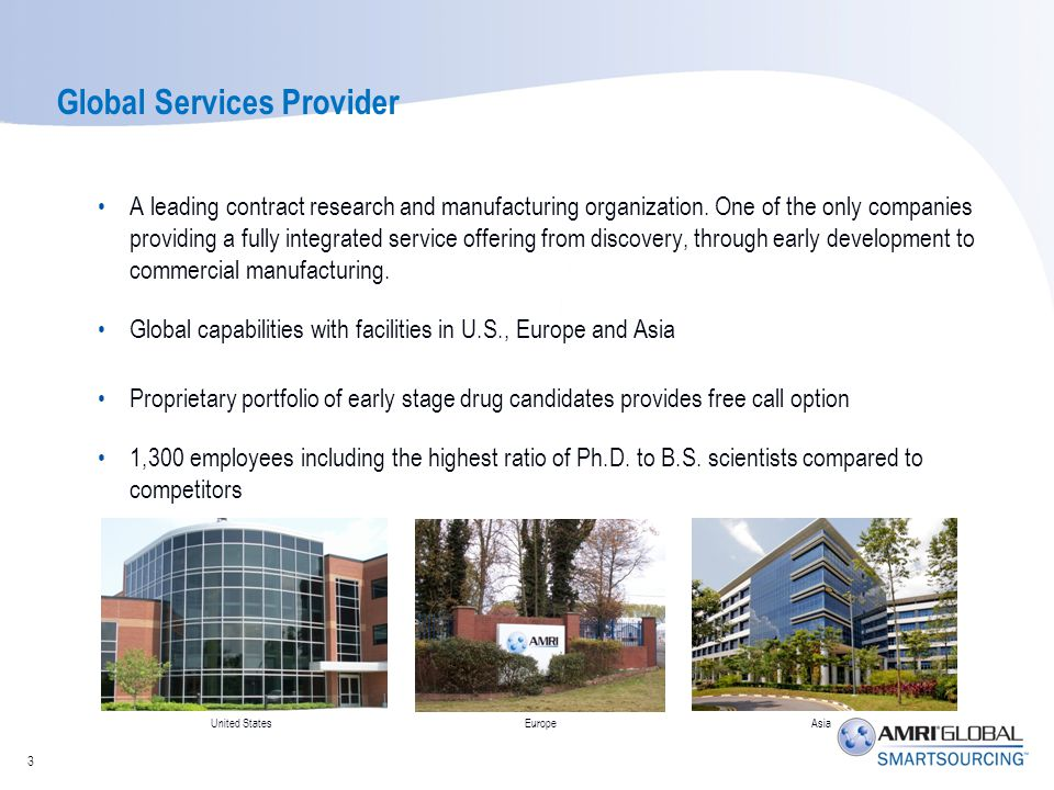 Global Services Provider