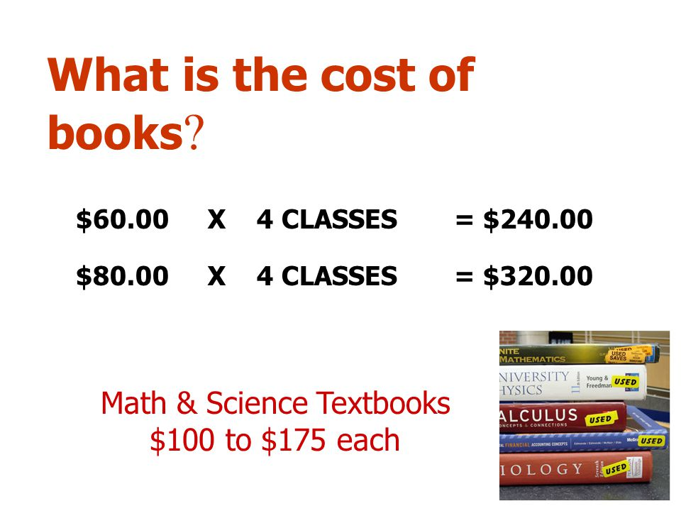 Math & Science Textbooks