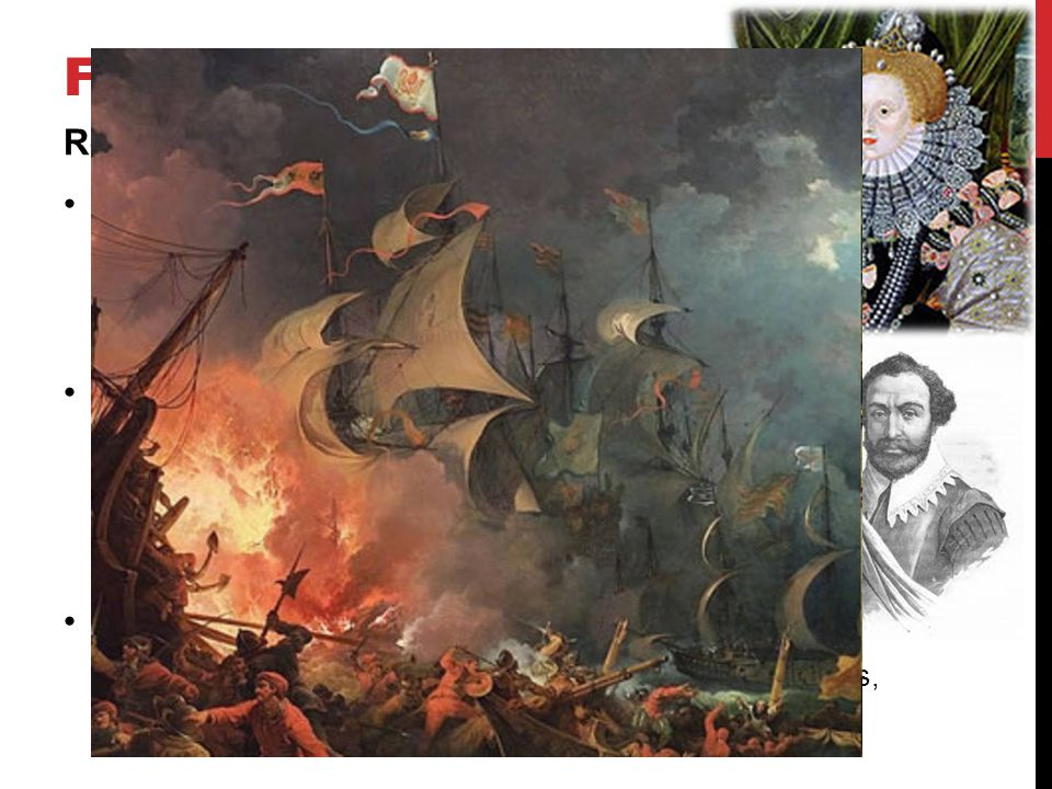 Failures Religious War Netherland's revolt 1560s-1580s England