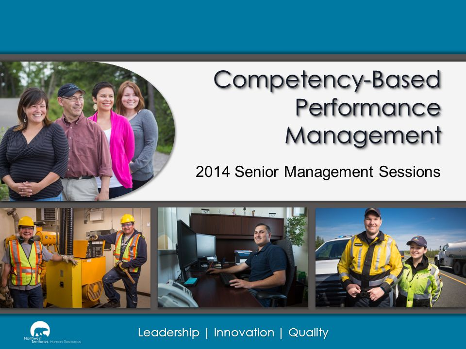 Competency-Based Performance Management