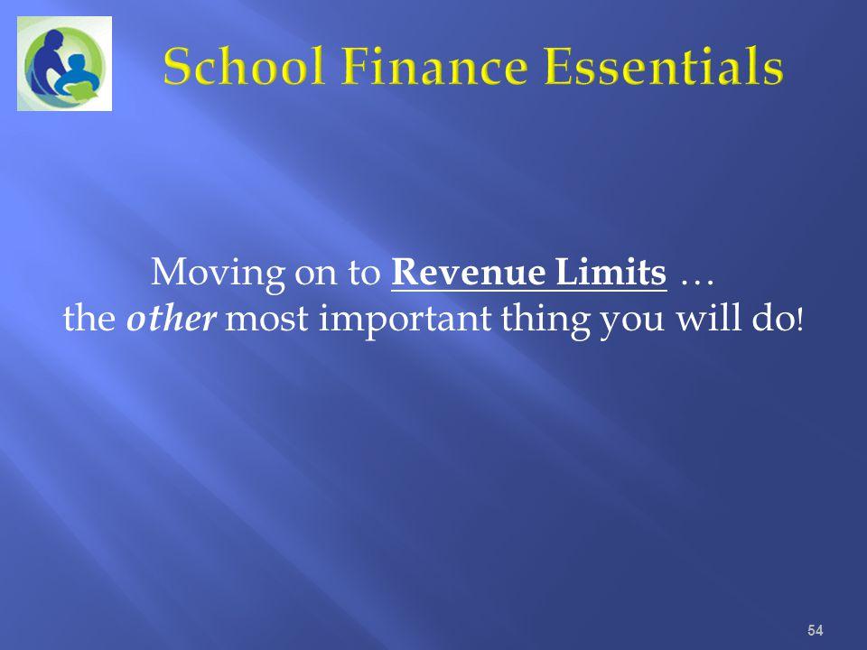 School Finance Essentials