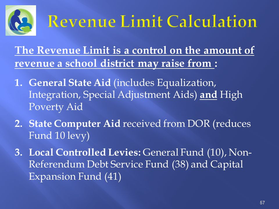 Revenue Limit Calculation