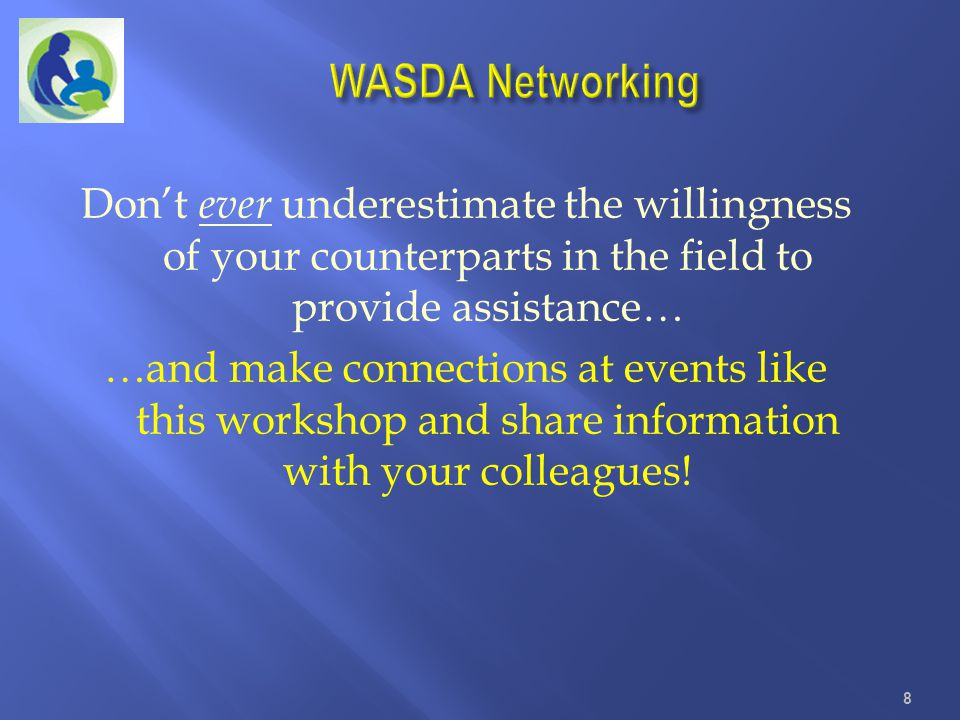 WASDA Networking