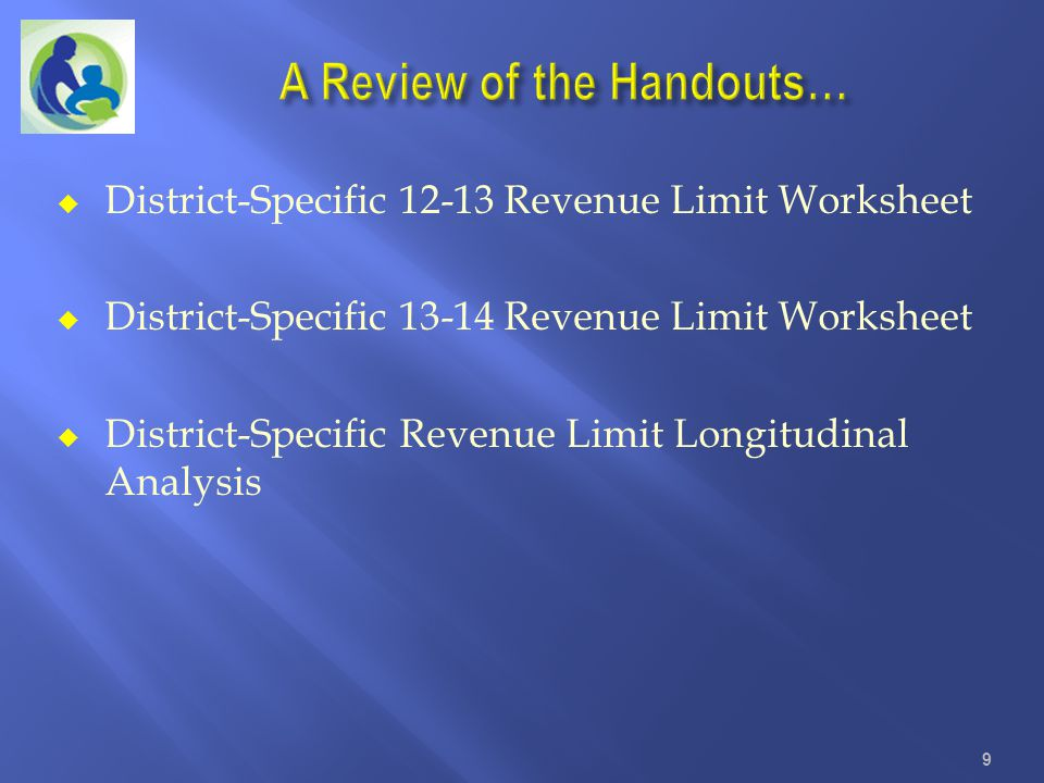 A Review of the Handouts…