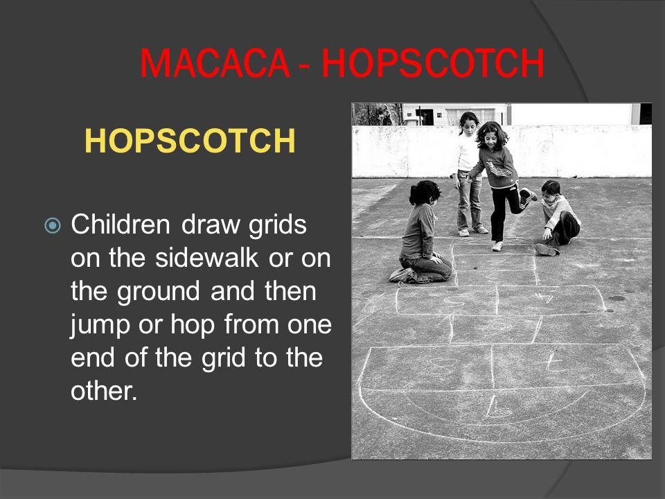 MACACA - HOPSCOTCH HOPSCOTCH