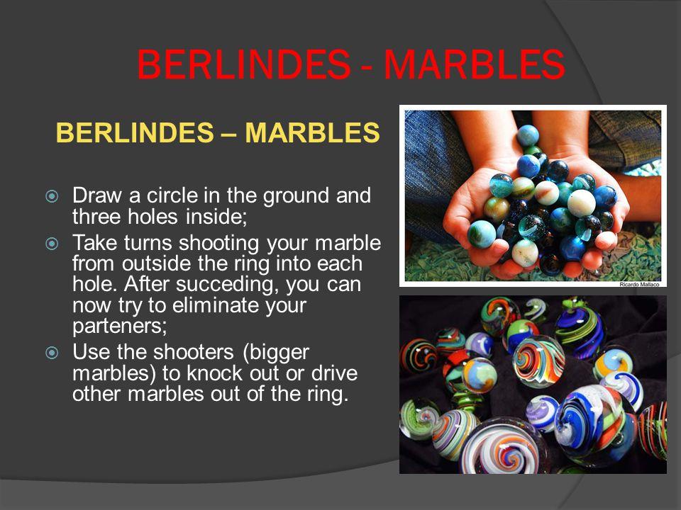 BERLINDES - MARBLES BERLINDES – MARBLES