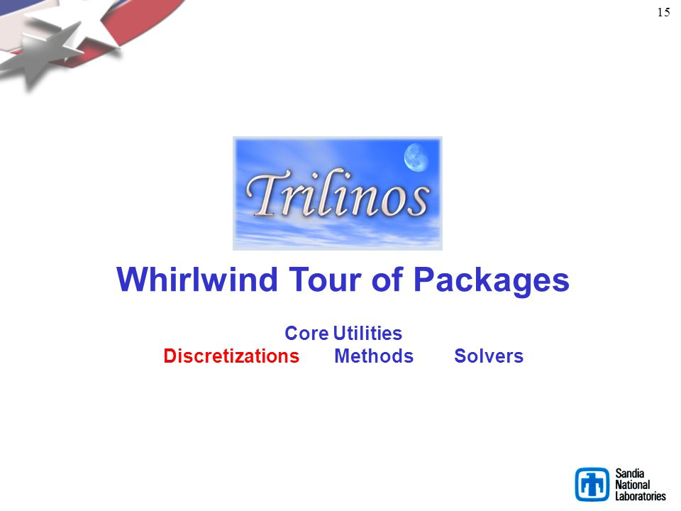 Whirlwind Tour of Packages Core Utilities