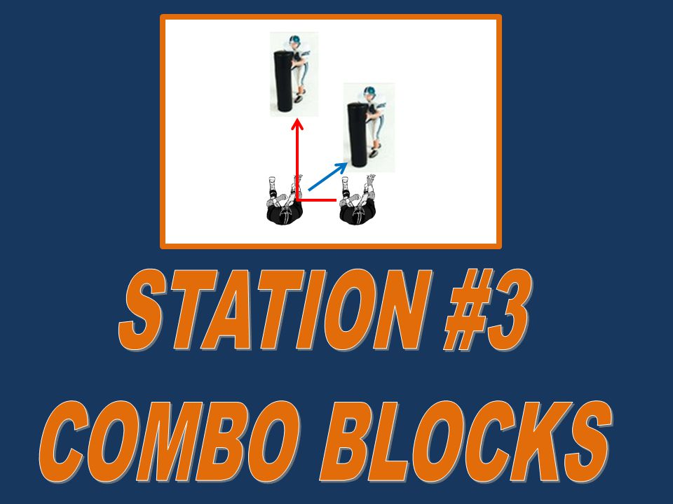 STATION #3 COMBO BLOCKS