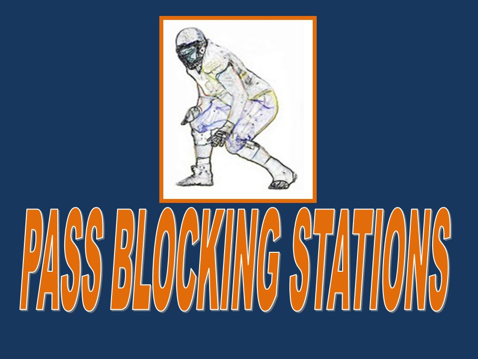 PASS BLOCKING STATIONS