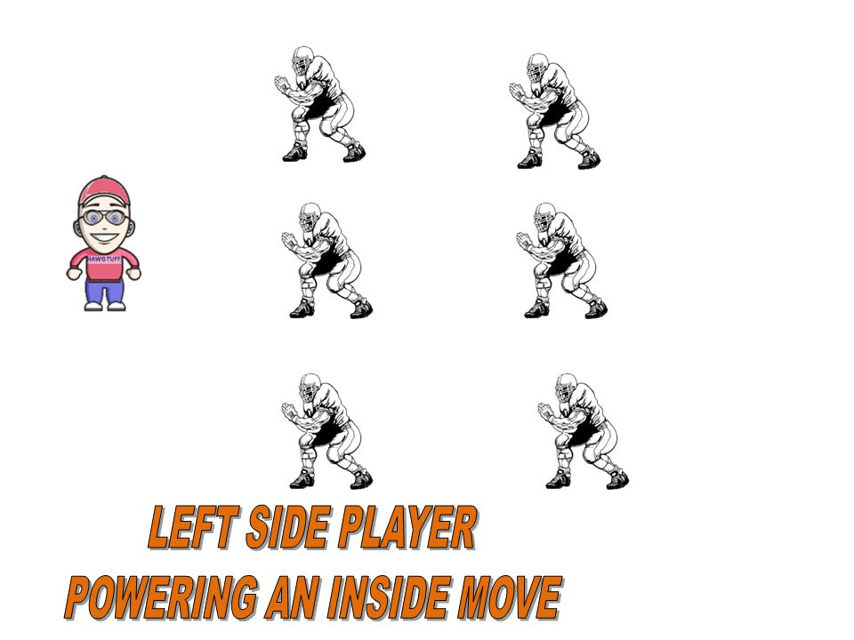 POWERING AN INSIDE MOVE