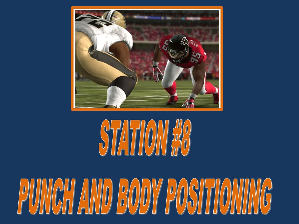 PUNCH AND BODY POSITIONING