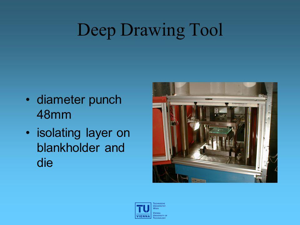 Deep Drawing Tool diameter punch 48mm