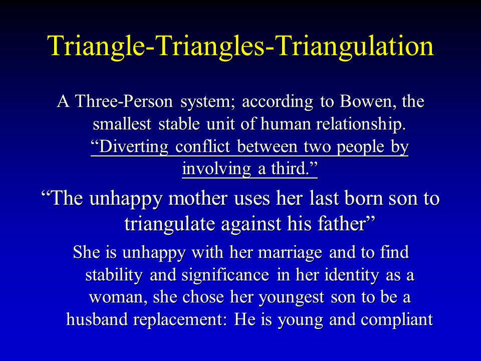 Triangle-Triangles-Triangulation