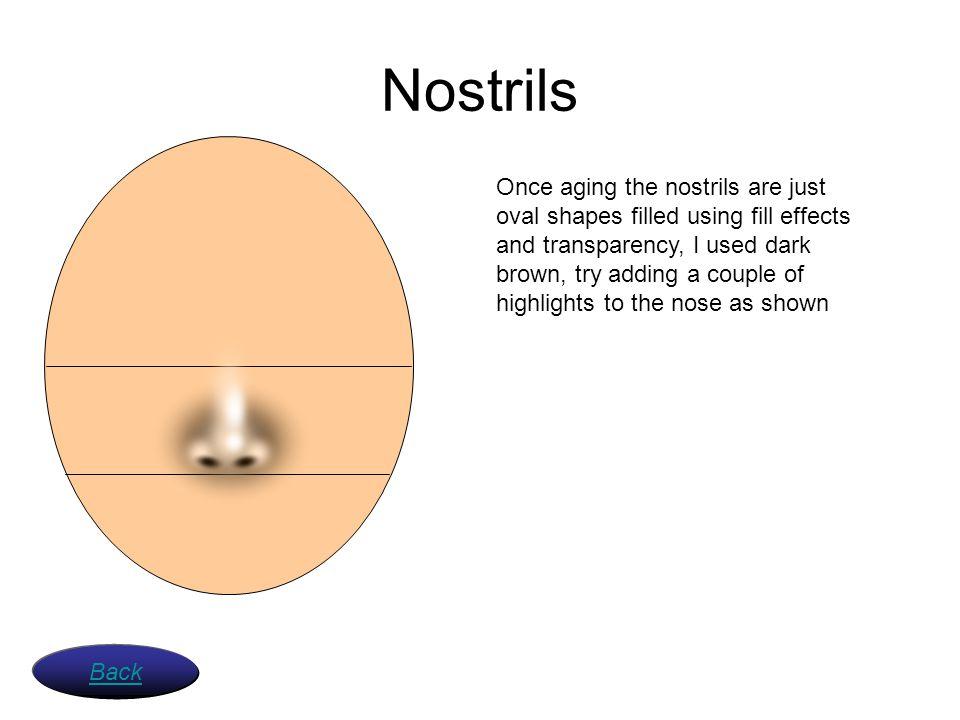 Nostrils