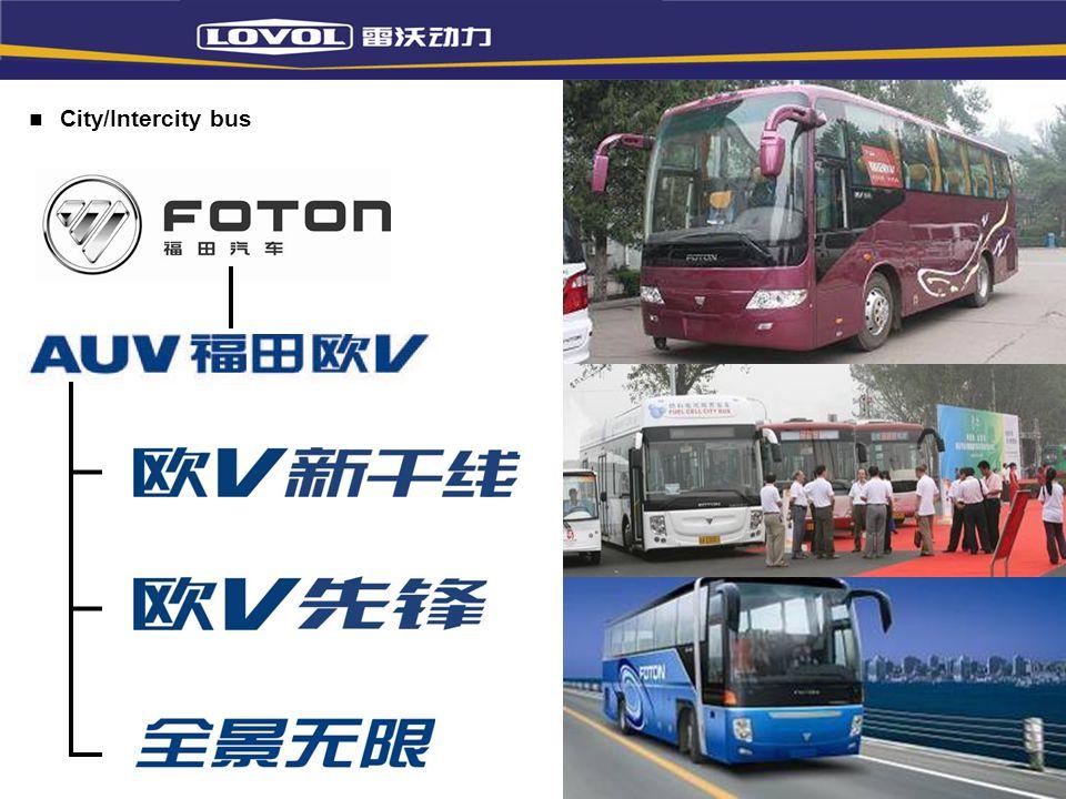 City/Intercity bus