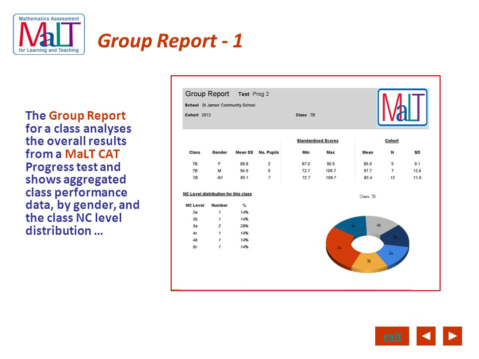 Group Report - 1