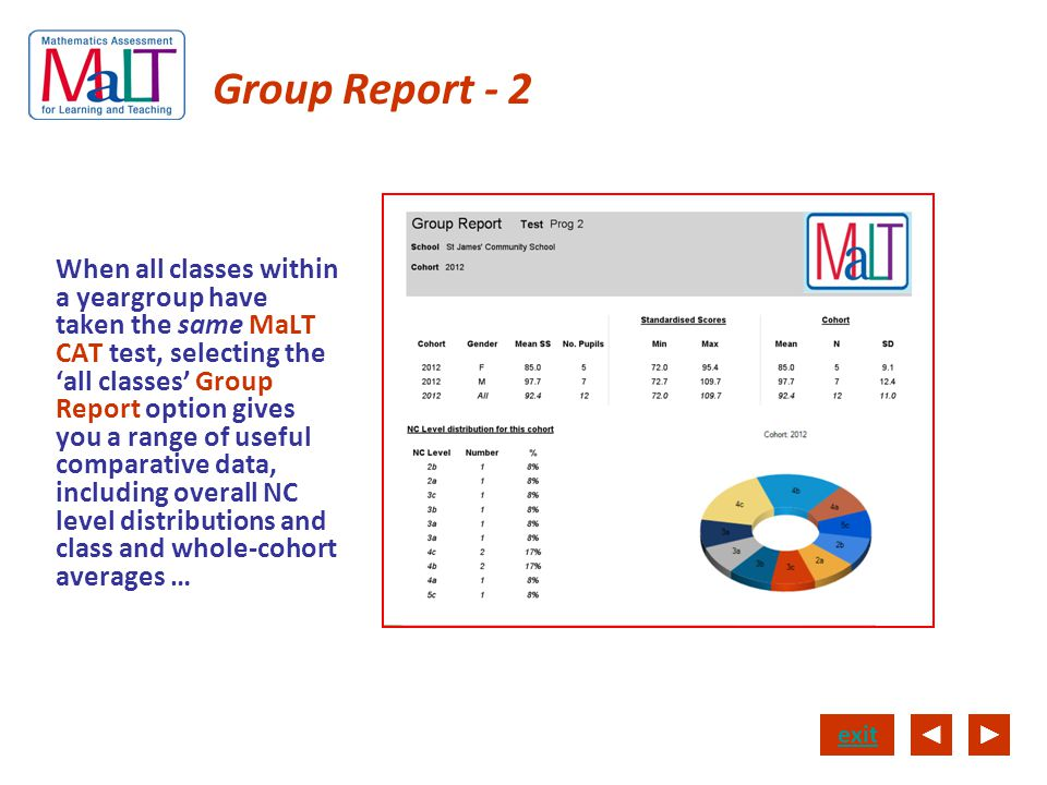 Group Report - 2