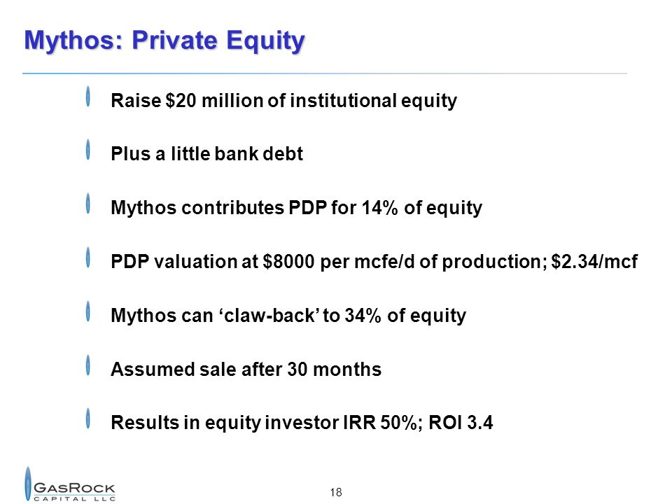 Mythos: Private Equity