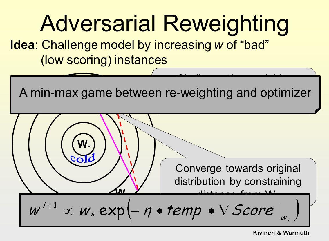 Adversarial Reweighting