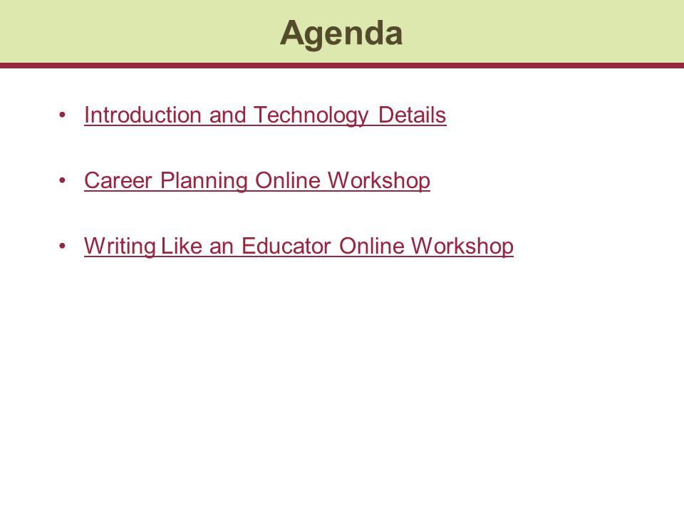 Agenda Introduction and Technology Details
