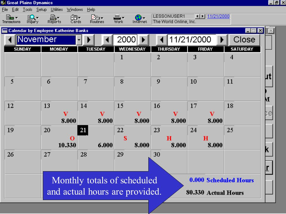 The month, year, and date browse buttons can