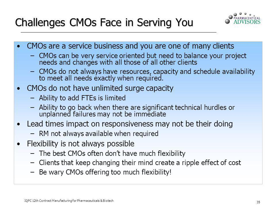 Challenges CMOs Face in Serving You