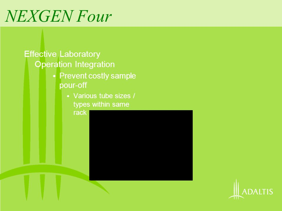 NEXGEN Four Effective Laboratory Operation Integration