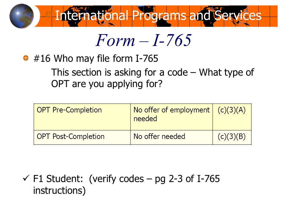 i 765 form instructions