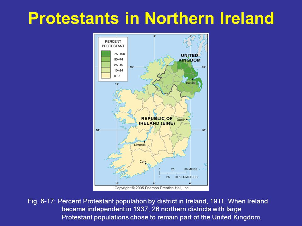 Protestants in Northern Ireland