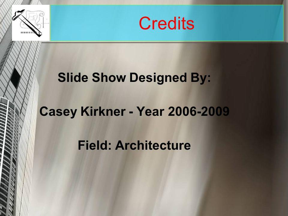 Slide Show Designed By: