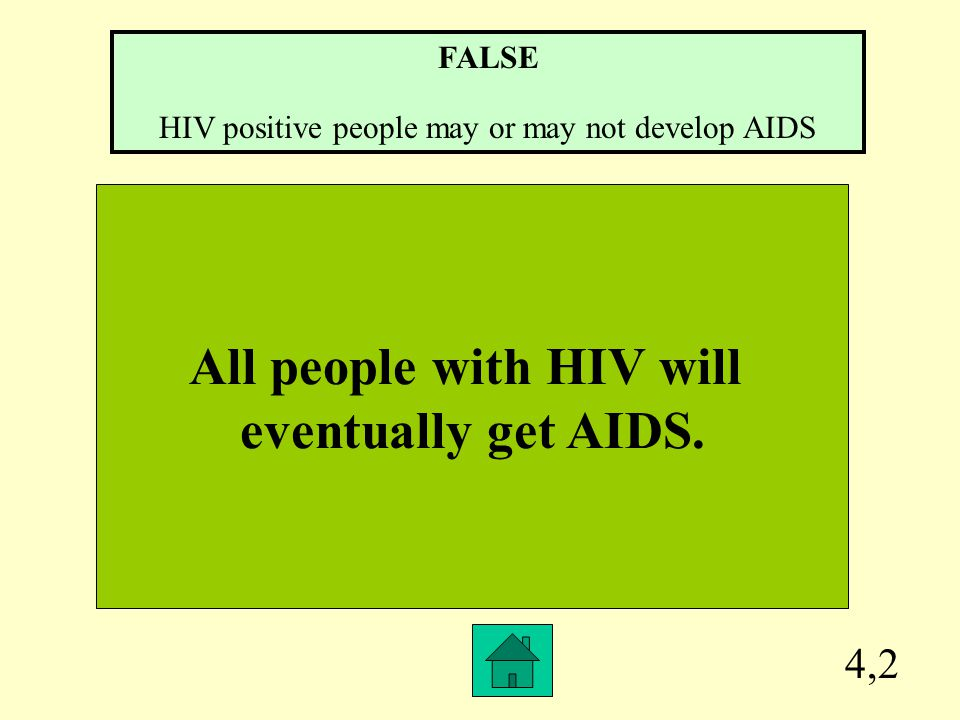 All people with HIV will