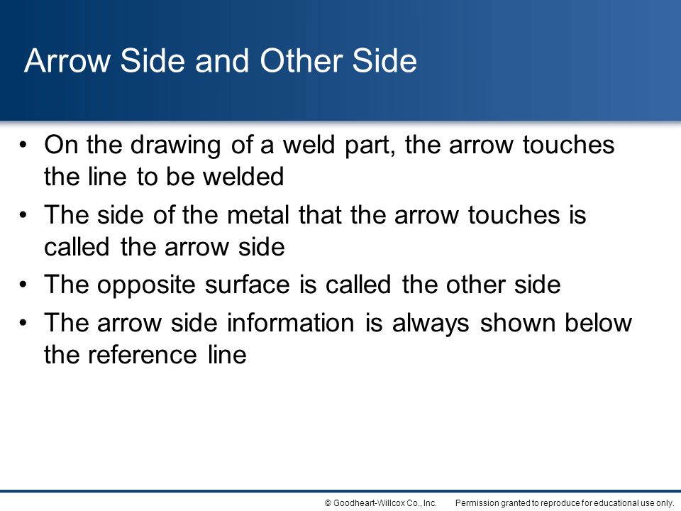 Arrow Side and Other Side