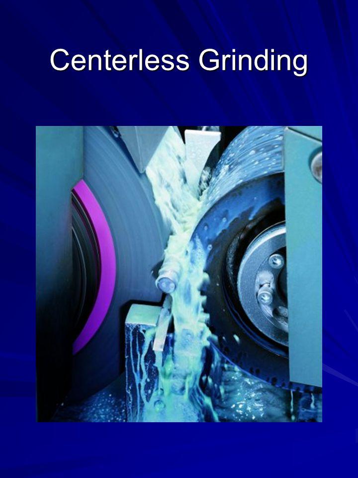 Centerless Grinding