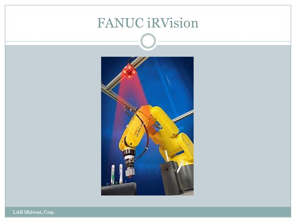 FANUC iRVision LAB Midwest, Corp.