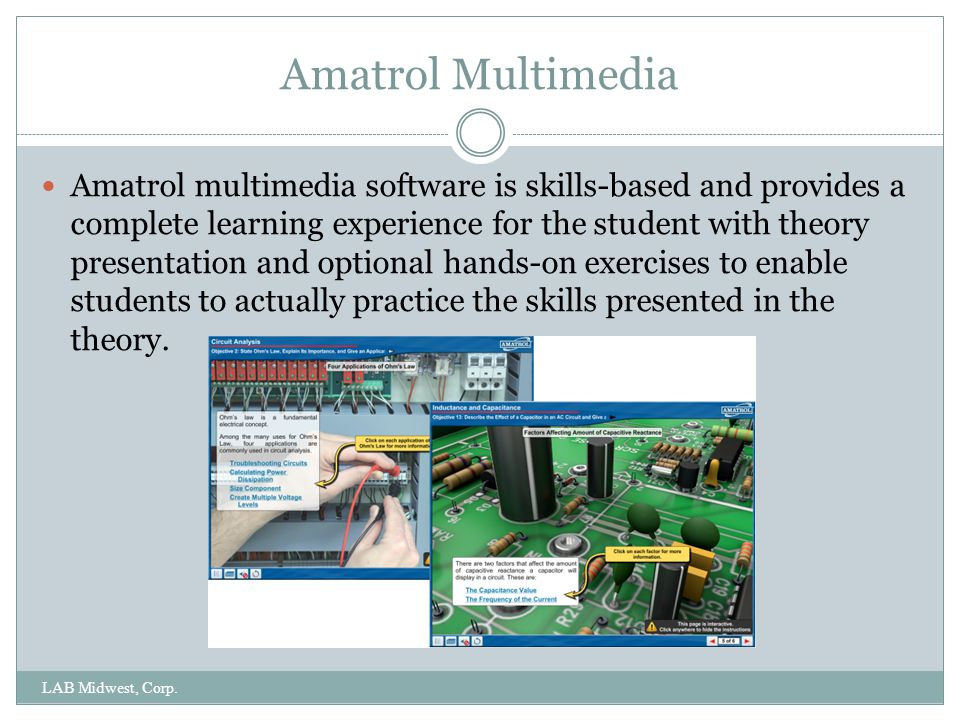 Amatrol Multimedia