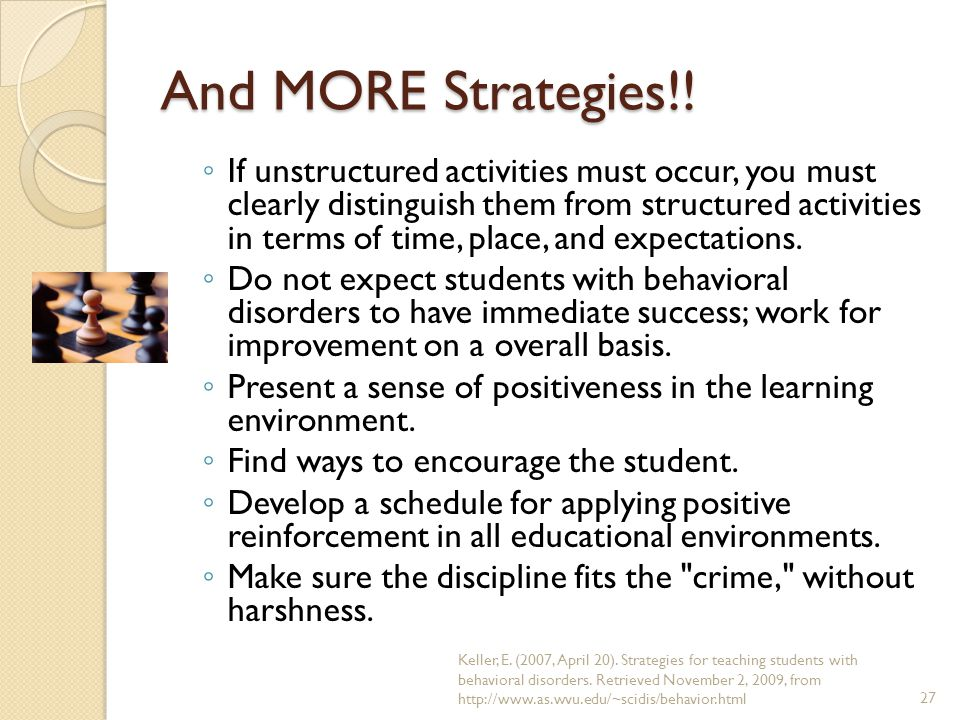 And MORE Strategies!!
